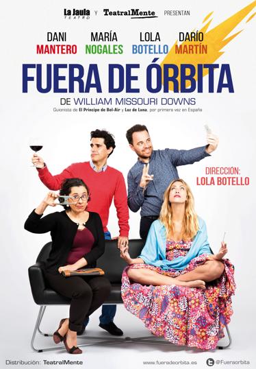 Huelva tickets fuera de orbita for Fuera de orbita